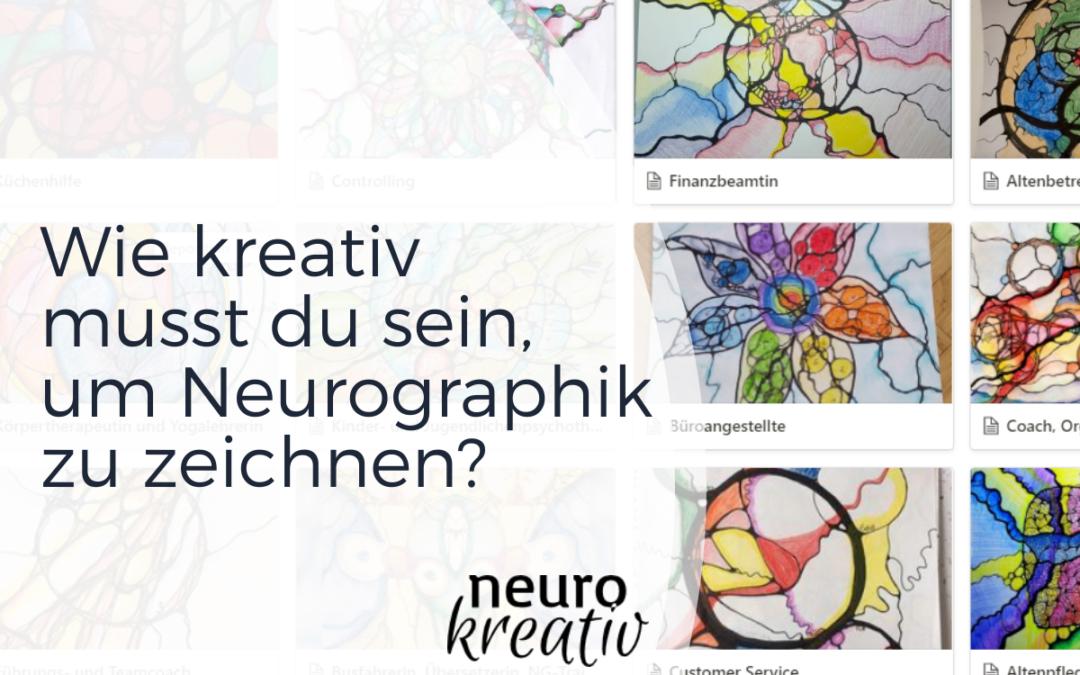 Wie kreativ musst du sein?