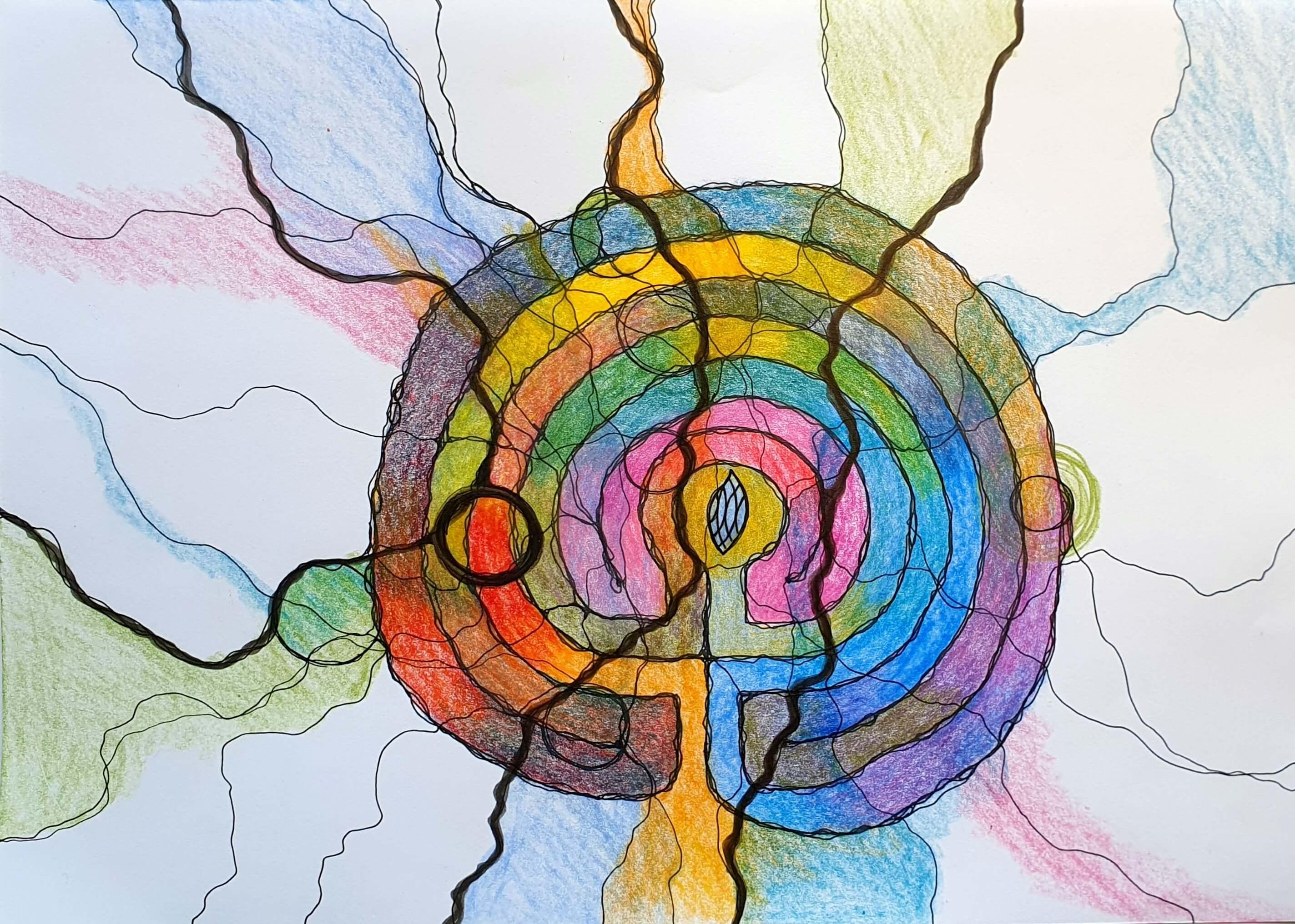 Labyrinth neurographisch